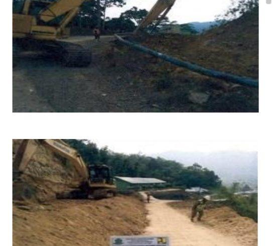 Dua Proyek Jalan di Kab Lebong PT PAS Rugikan Negara 598,6 Juta